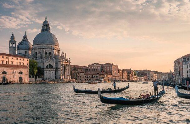 Benátky Gondola