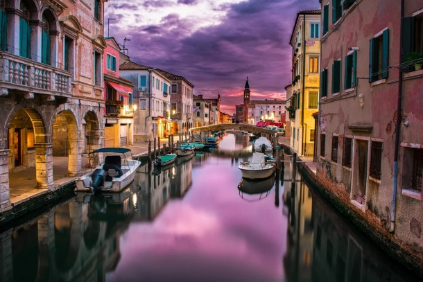 Benátky Venezia