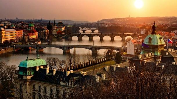 Praha česká republika